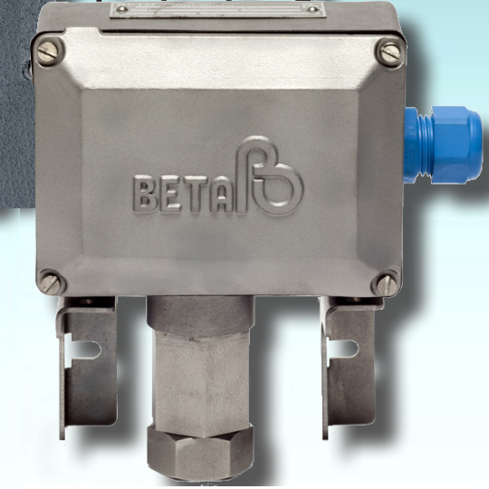 BETA C-Series Differential Pressure Switch